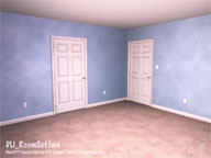 DLI_RoomSet.lws Room Set with two doors