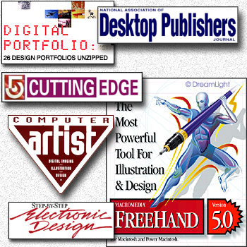 FreeHand Software Identity Press & Awards