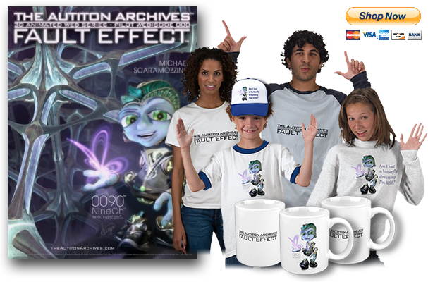 The Autiton Archives™ Merchandise